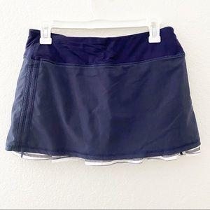 lululemon athletica | Run Chase Me Skirt Tag On